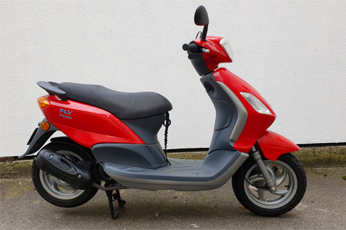 Roller Piaggio Fly 50er